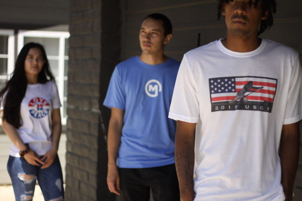 diversity, print, shirts, design