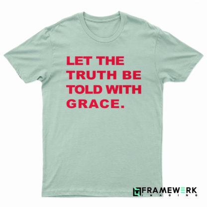 truth plus grace tee