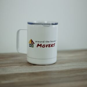 Insulated Mug for Around the House Movers